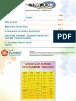 Integração 310 - 31/07/2014