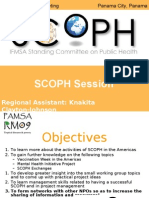 SCOPH Session Day 2