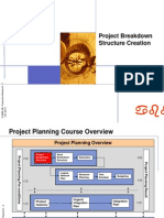 Project Break Down Structure