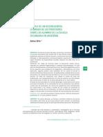 BRITO - Acerca de Un Desencuentro La Mirada de Los Profesores Sobre Los Alumnos de La Escuela Secundaria Argentina - REVISTA IBEROAM de EDUCACION - 2009