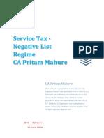 Service Tax eBook 9th Edition by CA Pritam Mahure