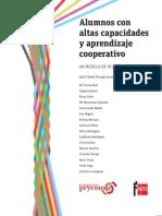 Altas Capacidades y Aprendizaje Cooperativo