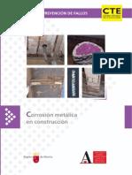 Corrosión Metálica en Construcción