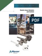 Electric Linear Actuators and Controls Full En