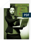 Daily Equity Report 1Aug by CapitalParamount