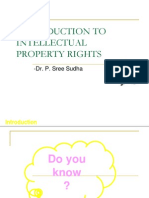 1.Introduction to Intellectual Property Rights-1