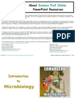 1 Intro to Microbiology VMC