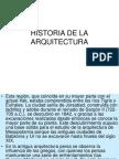 Resumen Hist. Arq.