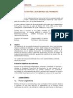 4.- Evaluación Física y de Estado del Pavimento.doc