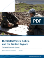 The United States, Turkey, and the Kurdish Regions