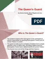 queen's guards