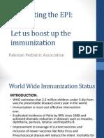 Vaccine Workshop Presentaion
