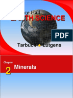 Minerals ( Earth Science)