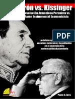 Perón vs. Kissinger