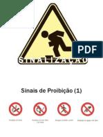 Sinalizacao_Sinais de Proibicao