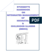 IMNCI Students Handbook