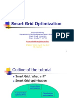 Smart Grid Optimization