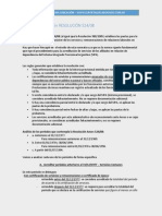 Análisis y Explicación RESOLUCIÓN 524