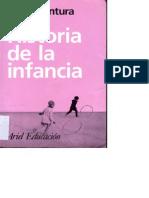 Delgado Criado 1998 - Historia de La Infancia
