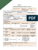 Informe de Operador de Residuos Biocontaminados