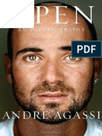 Open an Autobiography - Agassi Andre