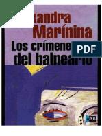 Los Crímenes Del Balneario