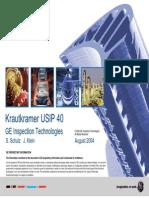 USIP40 Presentation GE