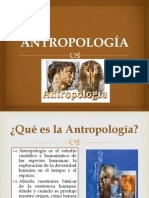 Antropologia General