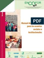 Manual orientacion asuntos sociales e institucionales