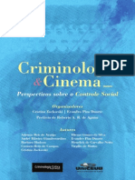 Criminologia & Cinema - Perspectivas Sobre o Controle Social