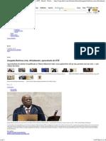 Joaquim Barbosa Está, Oficialmente, Aposentado Do STF