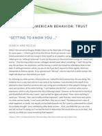 AfricanAmerican Trust