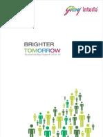 Interio Sustainability Report