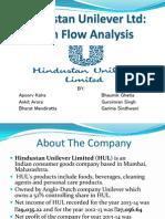 Cash flow statement analysis Hul Final