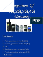 1G, 2G, 3G, 4G (Regulation)