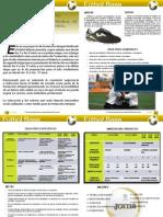 Proyecto Integral de Futbol Infanto-Juvenil
