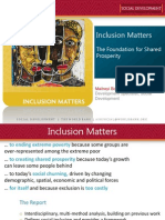 Presentation 1 Inclusion Matters-PAHO
