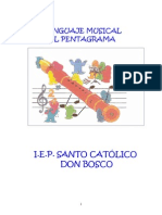 Teoria Lenguaje Musical