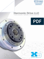 Harmonic Drive Catalog
