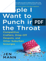 People I Want to Punch In The Throat by Jen Mann (an excerpt)