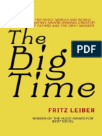 The Big Time by Fritz Leiber Extract