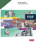 Serie Gemini Armarios Estancos IP66-CT(eBook)