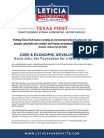 Jobs & Economic Development
