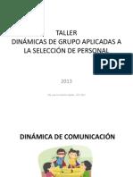 Taller de Dinamicas de Grupo_prof Juan Kaneko