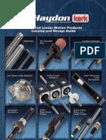 Haydon Kerk DCM8028 DCM8055 Specsheet