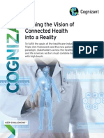 Turning the Vision of Connected Health into a Reality