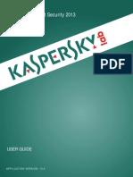 User Guide Kisen