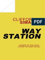 Way Station by Clifford D. Simak Extract