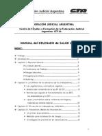 Manual Del Delegado en Salud Salud Laboral