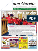 Platinum Gazette 01 August 2014